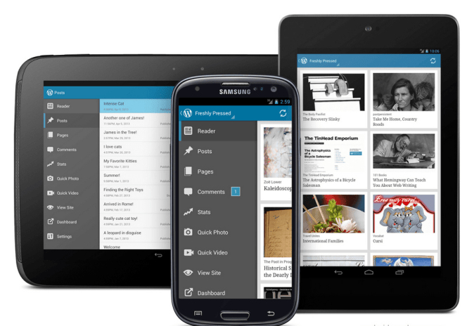 WordPress_Android_app