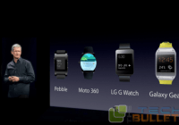 Apple's iWatch reportedly to launch along with iPhone6 next month