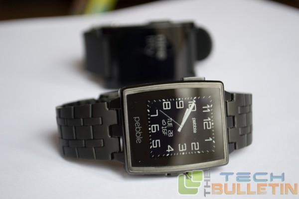 Pebble_smart watch
