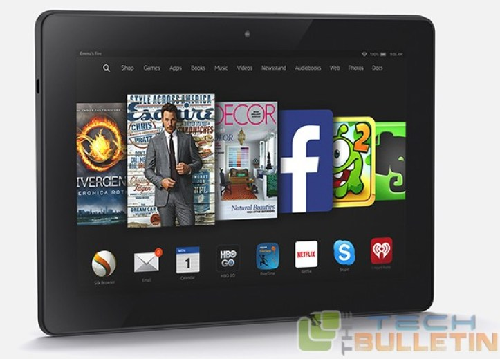 Amazon launches refurbished Kindle HDX 8.6 and Fire OS 4 ...