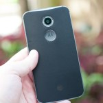 new motorola Moto X back