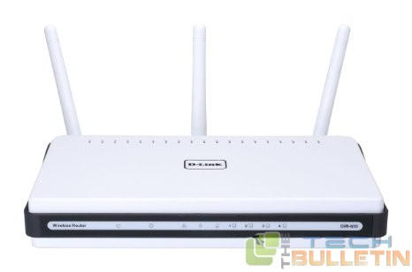 D-Link DIR-655 N+300 Ex-stream-N gigabit Wireless Router