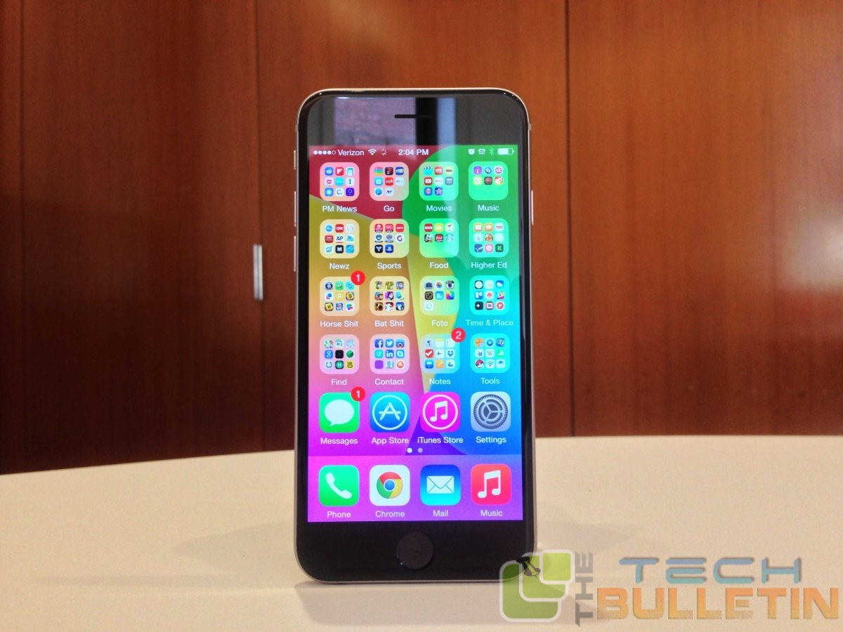 Top 10 apps for iPhone 6 and iPhone 6 Plus – The Tech Bulletin