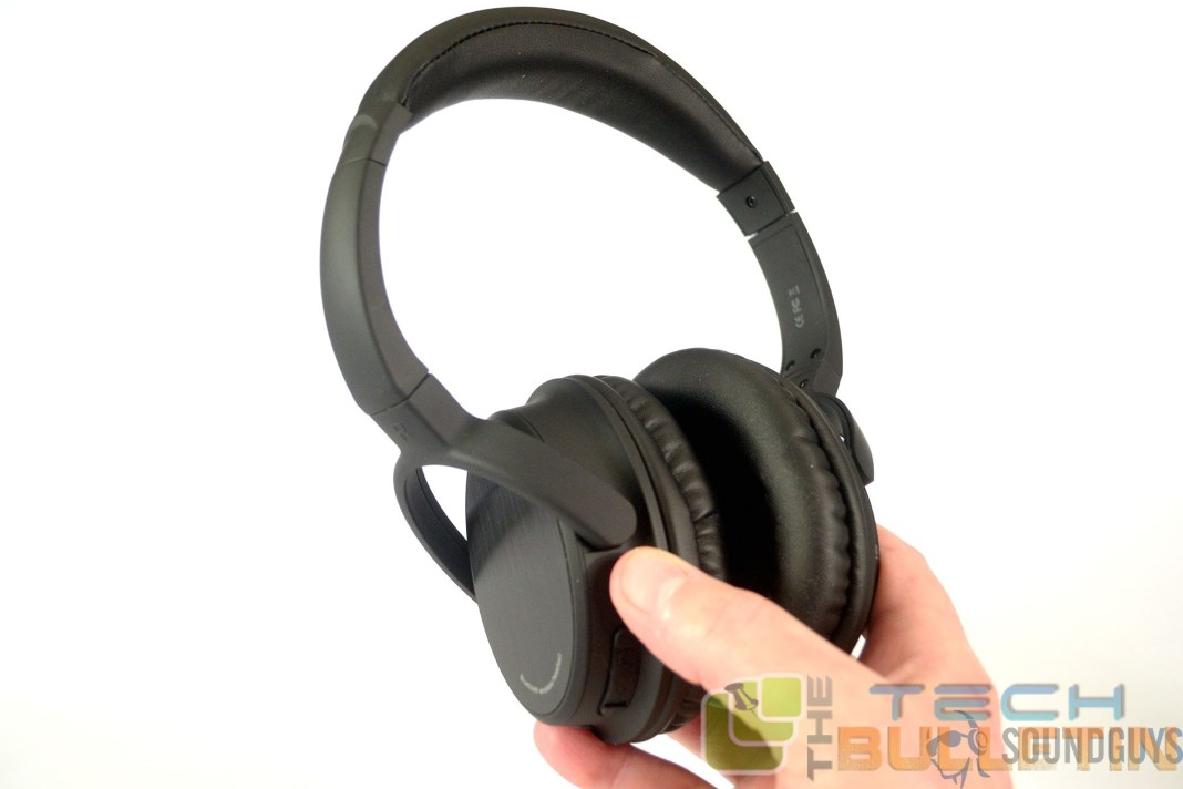 Photive BTH3 Bluetooth 4.0 Headphone -7