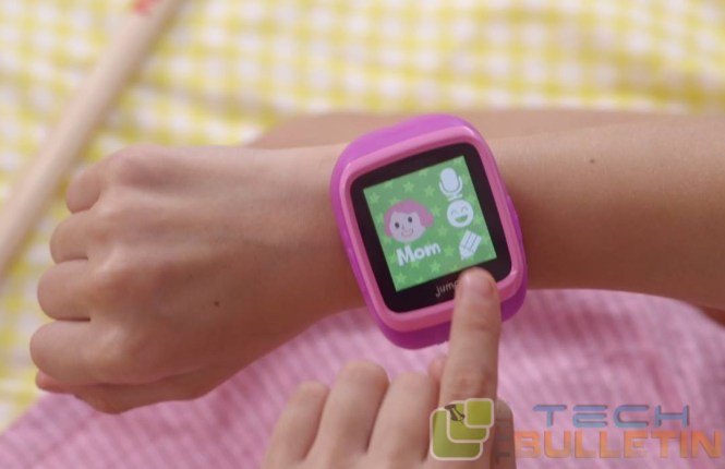 Jumpy Smartwatch for kids