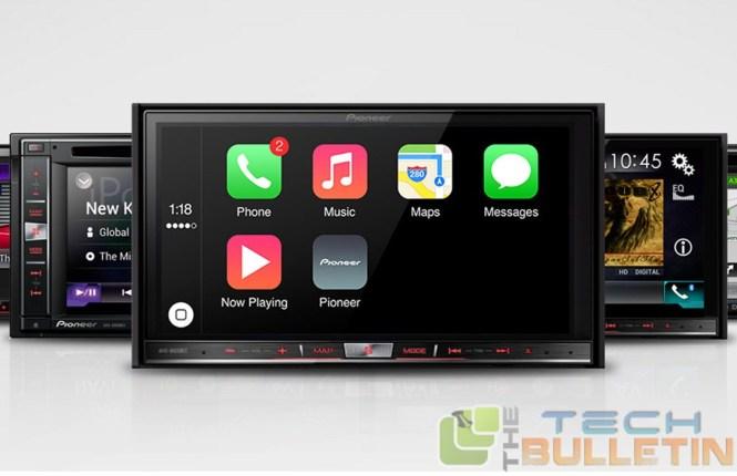 various-application-car-screen