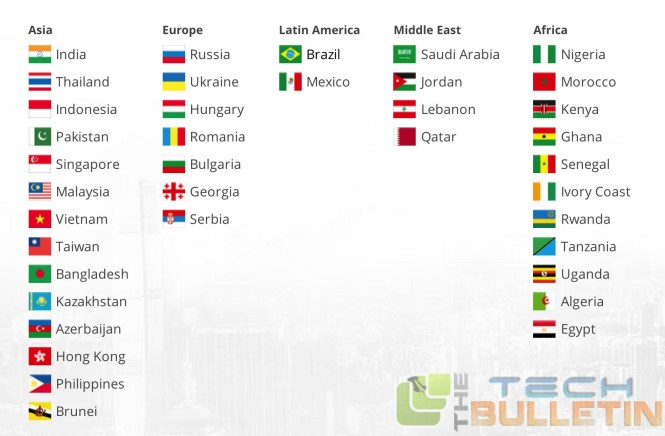 Food-Panda-accepted-countries-list