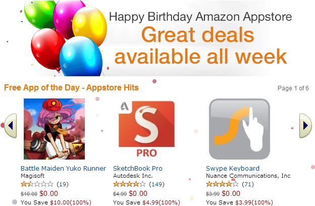Amazon-Appstore-for-Android-Deals