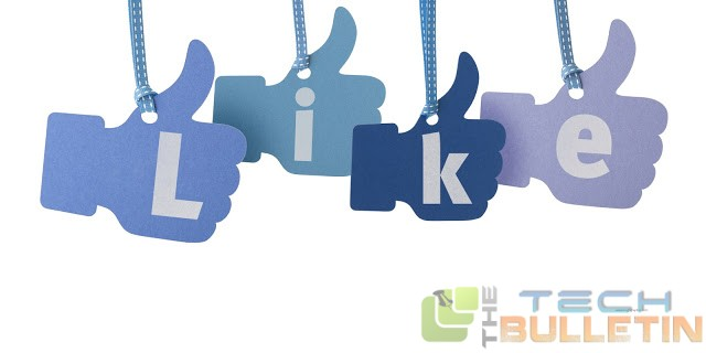 Facebook likes reduce