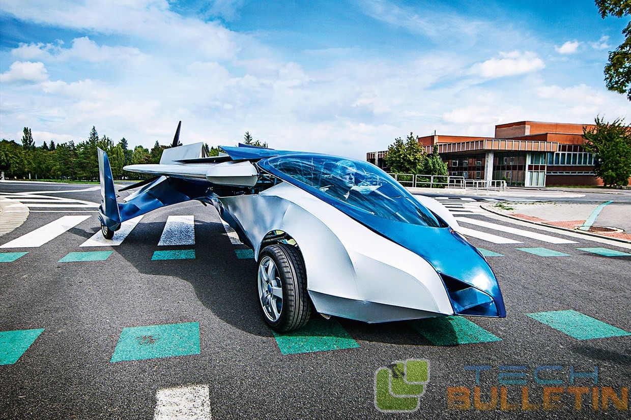aeromobil flying car set to take off in 2017 – the tech bulletin