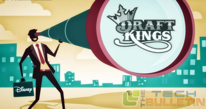 Disney invests in Draftsking