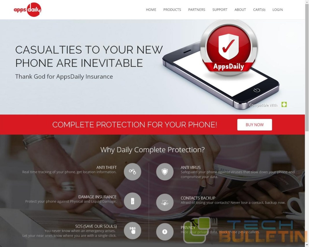 AppsDaily-Insurance