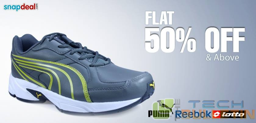 SnapDeal-Shoes-Offer