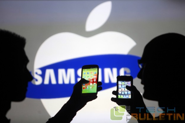 Samsung to save apple