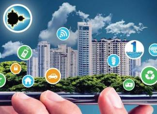 Gaia smart cities