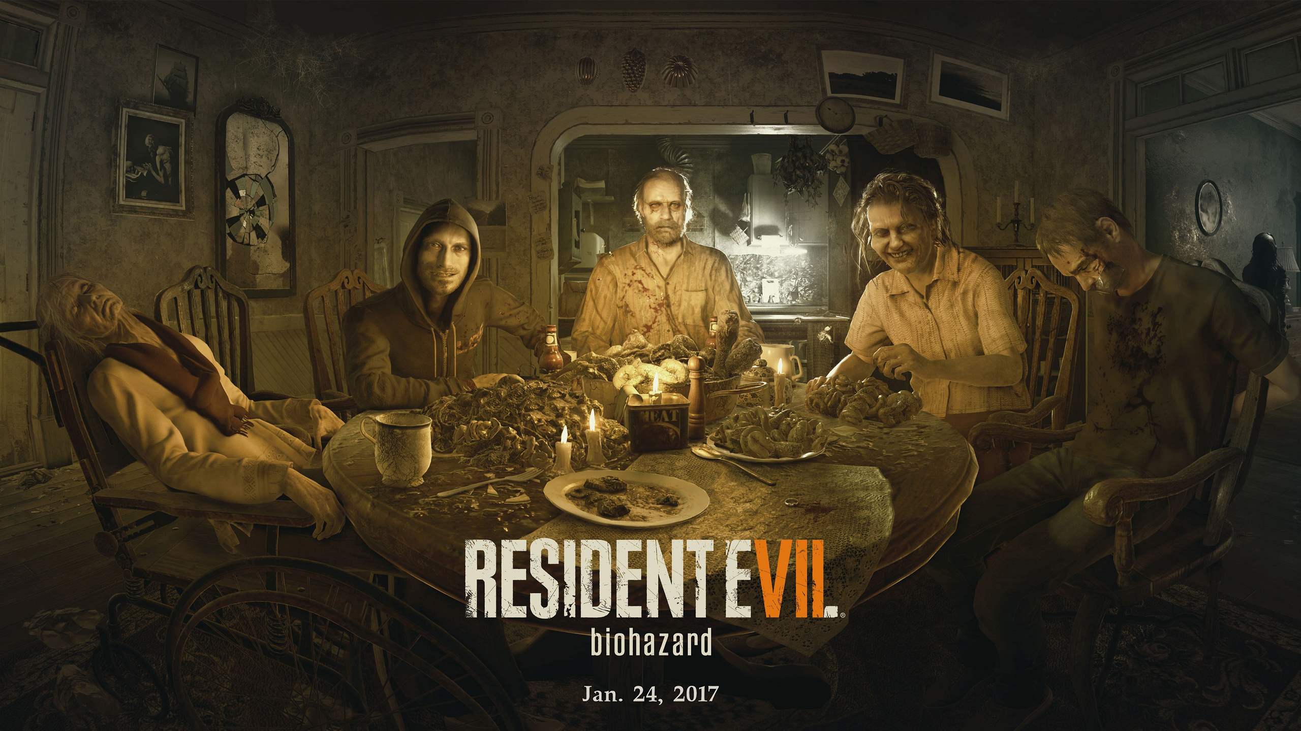Capcom Wants Resident Evil 7 To Sell 4 Million Copies At Launch