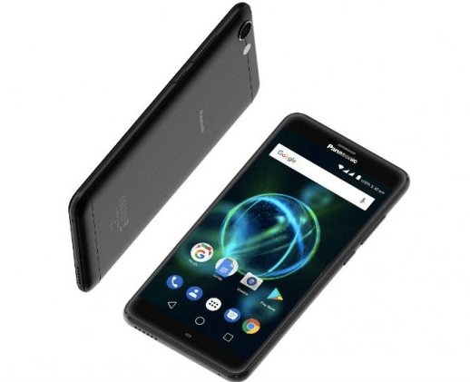Panasonic P55 Max with 5000mAh battery, 4G VoLTE launched for Rs. 8499