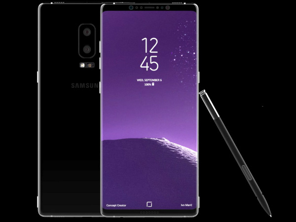 Samsung 'accidentally' reveals Galaxy Note 8