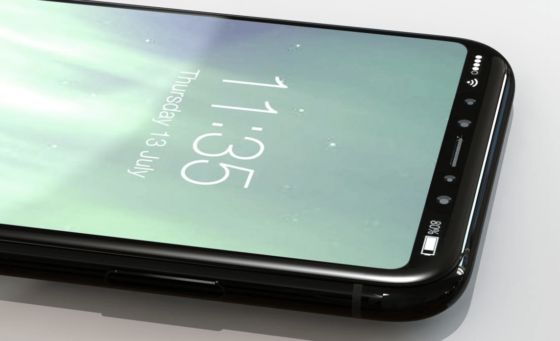 IPhone 8 leaked part confirms wireless charging