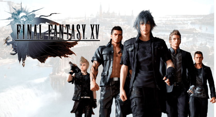 Final Fantasy XV is cruising with great hair to PC next year