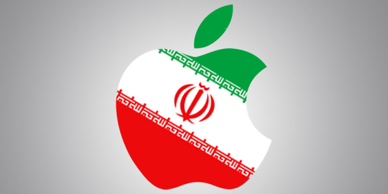Apple removes Iran-affiliated apps citing United States sanctions