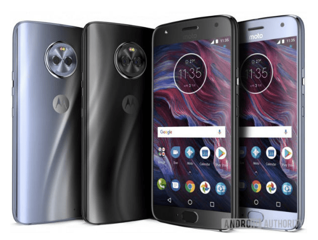 Moto X4 images along with it's specs leaked online