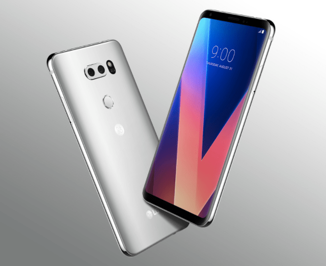 LG's V30 will be available in the USA on October 5th