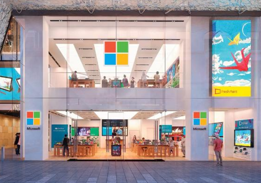 Microsoft reportedly opening its first retail store in London