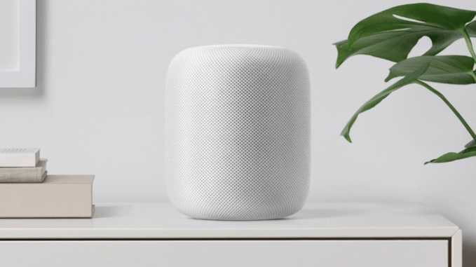Apple HomePod delayed until 2018