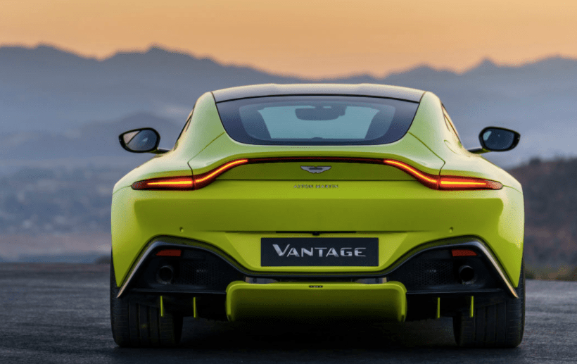 All-new Aston Martin Vantage launched