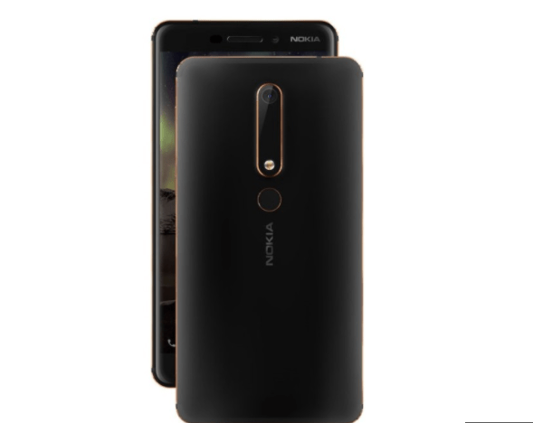 Officially announced the smartphone Nokia 6 (2018)