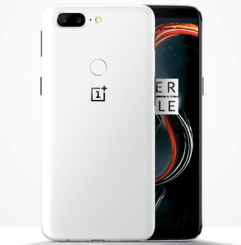 OnePlus 5T Sandstone White Limited Edition is now official