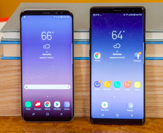Samsung's Future Galaxy Display Has Holes Instead Of Notch