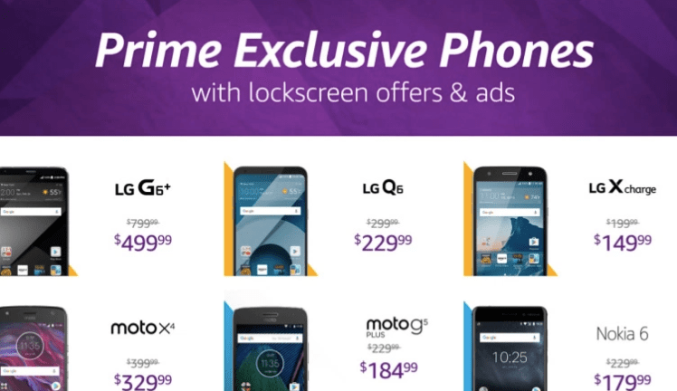 No More Ads: Amazon Prime Phones Just Got Way Better