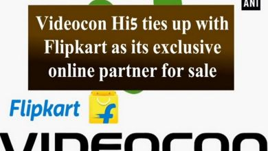 Videocon Hi5! ties up with Flipkart as its exclusive online partner for sale of its Smartphone Accessories