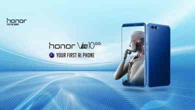 Honor View 10 Sells over 1 Million Units Worldwide
