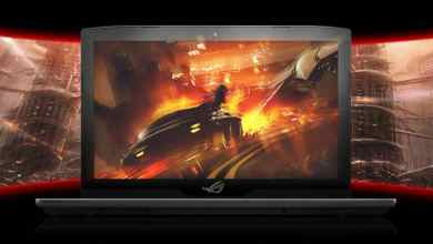 ASUS ROG unveils India's First 8th Gen Intel® Core™ Gaming Laptop - GL503 & GX501