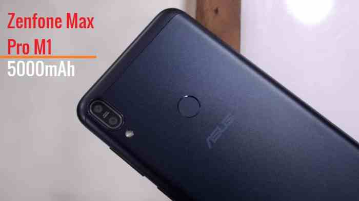 Asus Zenfone Max Pro M1 Launched With 18:9 Display: Features, Specifications and Price in India