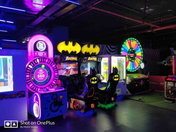 Smaaash DLF Cyberhub Gurgaon/Gurugram- Games, Price, Review and Offers.