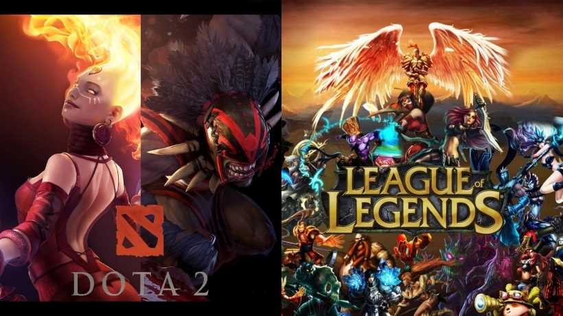 Top 3 Most Popular Moba Games 2018 The Techgram
