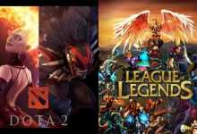Top 3 most popular MOBA games 2018