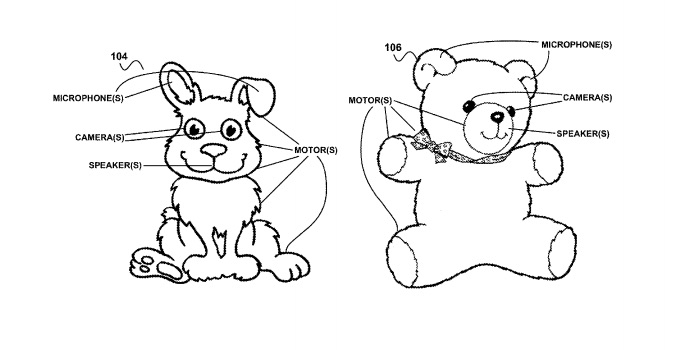 Google toys that will interact with kids
