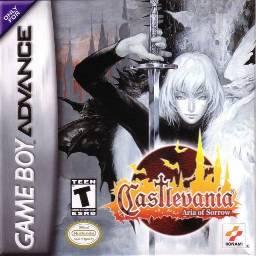 Best GBA Games Castlevania Aria Of Sorrow
