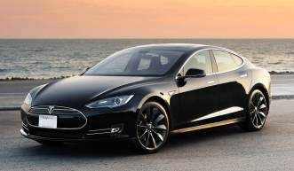 Model S exterior picture