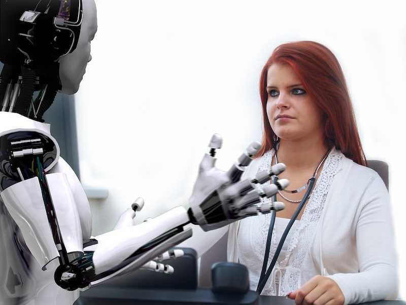 Robot workers could be treated similarly to humans under the new plans