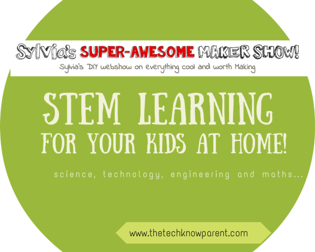 maker movement and your kids STEM learning