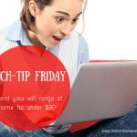 Tech-Tip Friday – better wifi at home