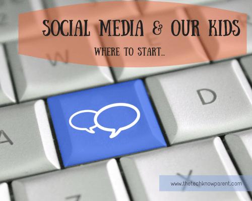 Social Media & our kids