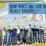 How much are our kids really online?
