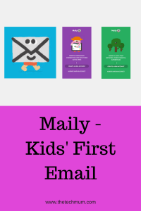 Safe Email for Kids! An App Review